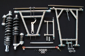 "08-13 XP 154""-174"" Titanium Suspension Kit"